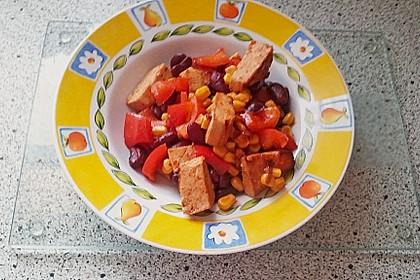 Schnelles Chili con Tofu 9