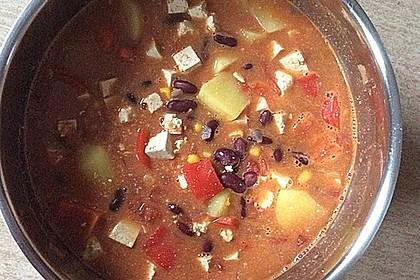 Schnelles Chili con Tofu 8