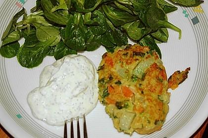 Steirische Gemüselaiberl 12