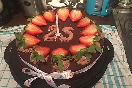 Schokoladenkuchen - süße Sünde mal ganz zart 86