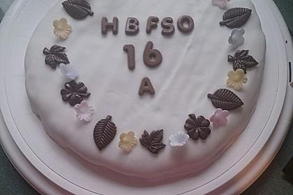 Schokoladenkuchen - süße Sünde mal ganz zart 93