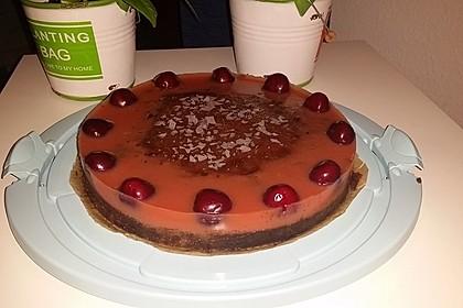Schokoladenkuchen - süße Sünde mal ganz zart 89