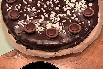 Schokoladenkuchen - süße Sünde mal ganz zart 107