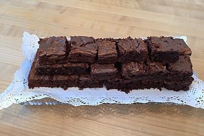 Schokoladenkuchen - süße Sünde mal ganz zart 13