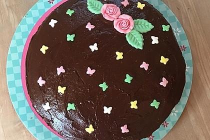 Schokoladenkuchen - süße Sünde mal ganz zart 75