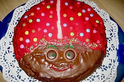 Schokoladenkuchen - süße Sünde mal ganz zart 62