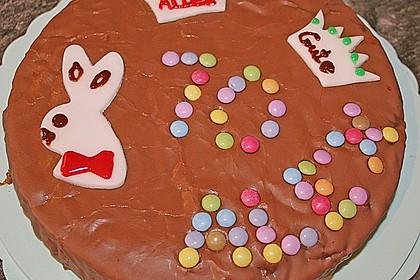 Schokoladenkuchen - süße Sünde mal ganz zart 152