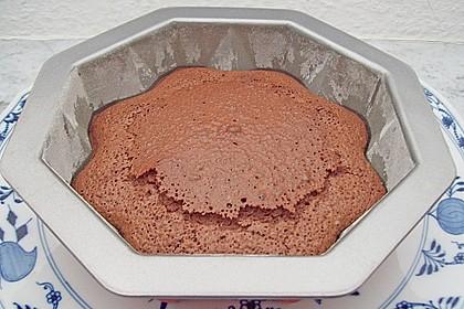 Schokoladenkuchen - süße Sünde mal ganz zart 187