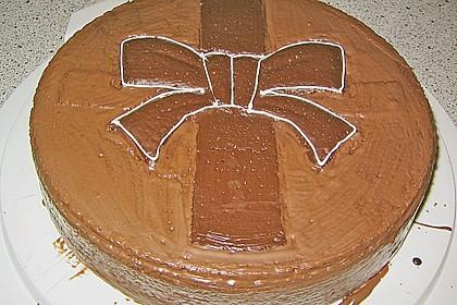 Schokoladenkuchen - süße Sünde mal ganz zart 140