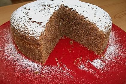 Schokoladenkuchen - süße Sünde mal ganz zart 125