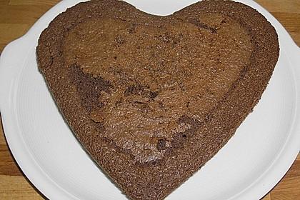 Schokoladenkuchen - süße Sünde mal ganz zart 159