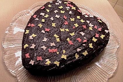 Schokoladenkuchen - süße Sünde mal ganz zart 185