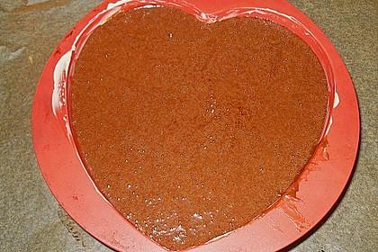 Schokoladenkuchen - süße Sünde mal ganz zart 182