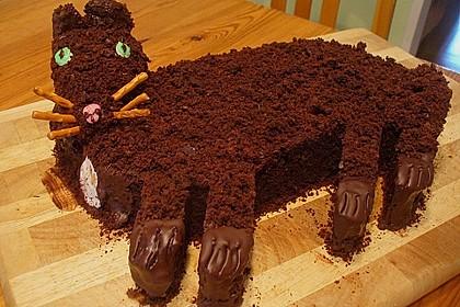 Schokoladenkuchen - süße Sünde mal ganz zart 123
