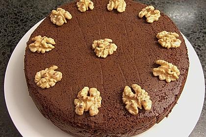 Schokoladenkuchen - süße Sünde mal ganz zart 85