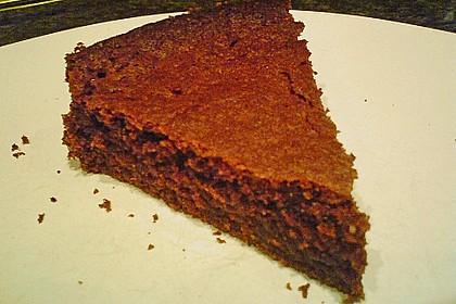 Schokoladenkuchen - süße Sünde mal ganz zart 189