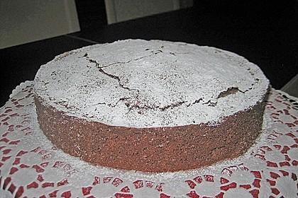 Schokoladenkuchen - süße Sünde mal ganz zart 164