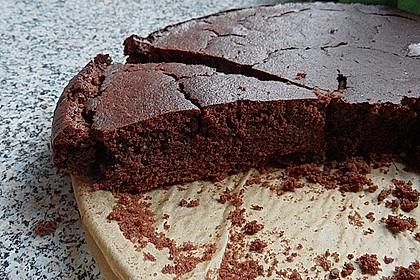 Schokoladenkuchen - süße Sünde mal ganz zart 142
