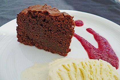 Schokoladenkuchen - süße Sünde mal ganz zart 32