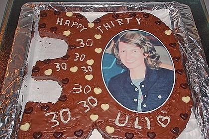 Schokoladenkuchen - süße Sünde mal ganz zart 167