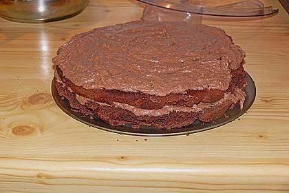Schokoladenkuchen - süße Sünde mal ganz zart 199