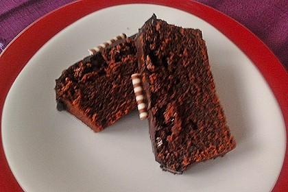 Schokoladenkuchen - süße Sünde mal ganz zart 201