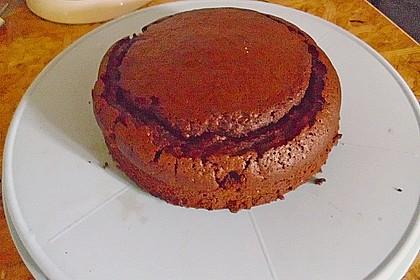 Schokoladenkuchen - süße Sünde mal ganz zart 184