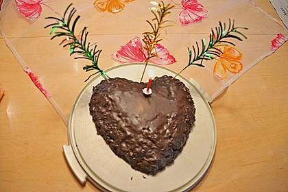 Schokoladenkuchen - süße Sünde mal ganz zart 193