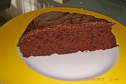 Schokoladenkuchen - süße Sünde mal ganz zart 60