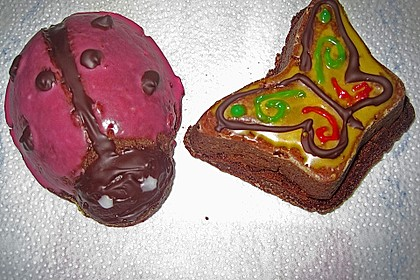 Schokoladenkuchen - süße Sünde mal ganz zart 166