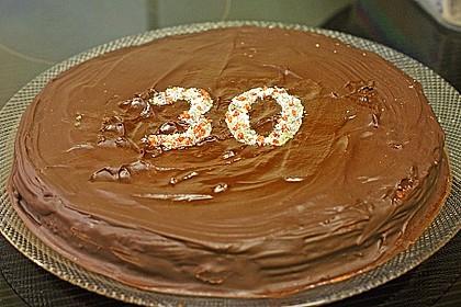 Schokoladenkuchen - süße Sünde mal ganz zart 135