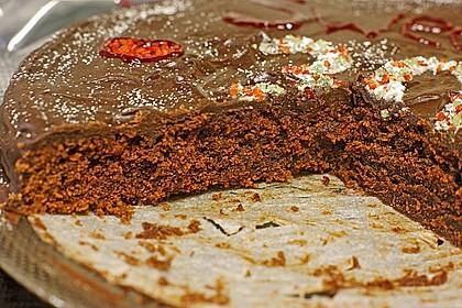 Schokoladenkuchen - süße Sünde mal ganz zart 114