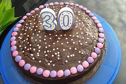 Schokoladenkuchen - süße Sünde mal ganz zart 74