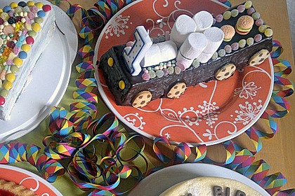 Schokoladenkuchen - süße Sünde mal ganz zart 48