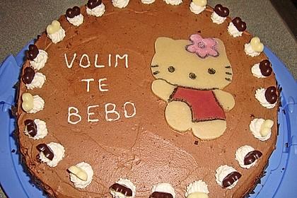 Schokoladenkuchen - süße Sünde mal ganz zart 118