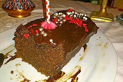 Schokoladenkuchen - süße Sünde mal ganz zart 191
