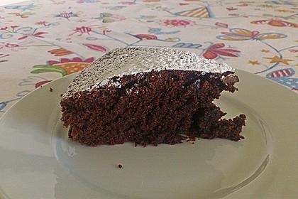 Schokoladenkuchen - süße Sünde mal ganz zart 151