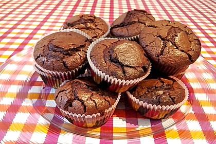 Schokoladenkuchen - süße Sünde mal ganz zart 145