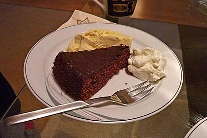 Schokoladenkuchen - süße Sünde mal ganz zart 110
