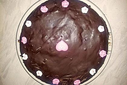 Schokoladenkuchen - süße Sünde mal ganz zart 170