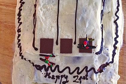 Schokoladenkuchen - süße Sünde mal ganz zart 144