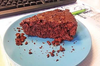 Schokoladenkuchen - süße Sünde mal ganz zart 153