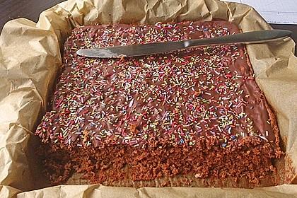 Schokoladenkuchen - süße Sünde mal ganz zart 73