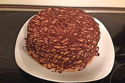 Schokoladenkuchen - süße Sünde mal ganz zart 26