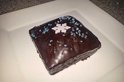 Schokoladenkuchen - süße Sünde mal ganz zart 46