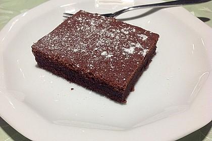 Schokoladenkuchen - süße Sünde mal ganz zart 53