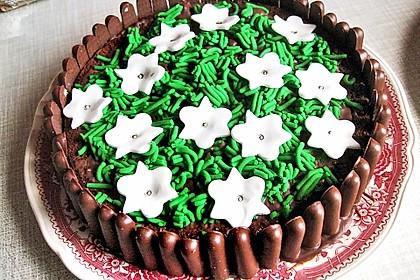 Schokoladenkuchen - süße Sünde mal ganz zart 22