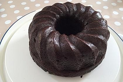 Schokoladenkuchen - süße Sünde mal ganz zart 21