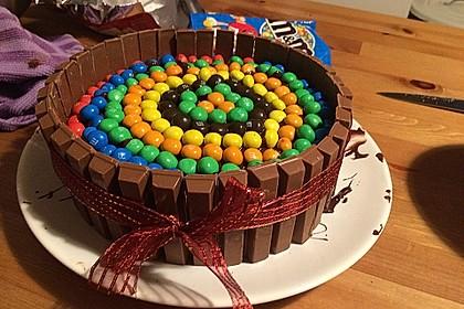 Schokoladenkuchen - süße Sünde mal ganz zart 27
