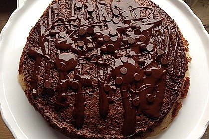 Schokoladenkuchen - süße Sünde mal ganz zart 196